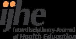 ijhe - Interdisciplinary Journal of Health Education