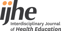 ijhe - Interdisciplinary Journal of Health Education